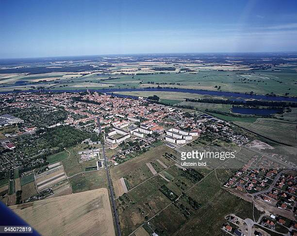Luftaufnahme - Juli 1999