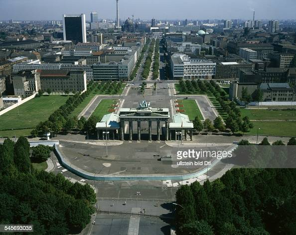 Platz Vor Dem Brandenburger Tor