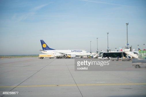 Lufthansa Abflug Frankfurt