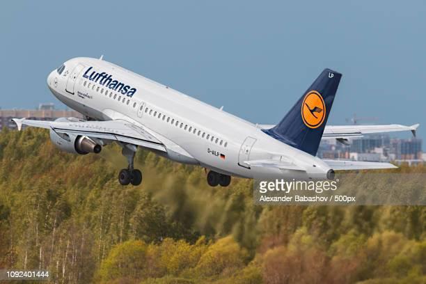 Lufthyansa Airbus A319