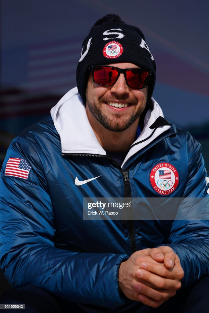 USA Chris Mazdzer, Luge
