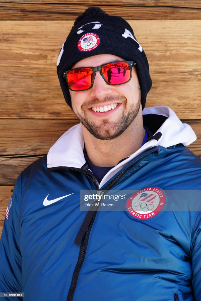 USA Chris Mazdzer, Luge : News Photo