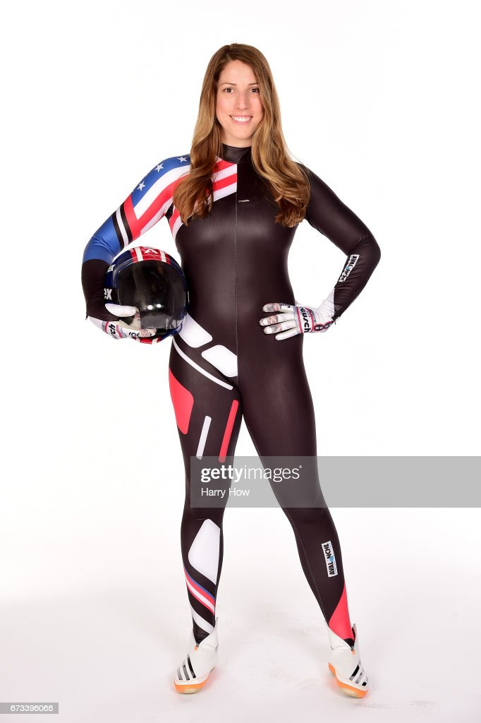 c551ce35 Luger Erin Hamlin poses for a portrait during the Team USA... News ...