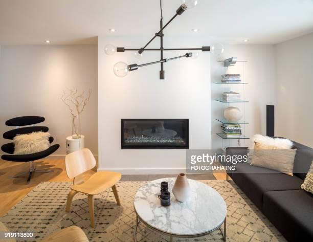 Luhury home interior