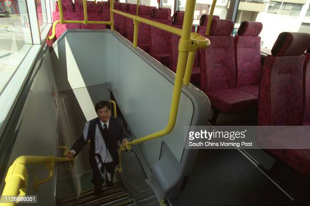 Lui Pochiu Directors of Operations of Kowloon Motor Bus 15 January 2003