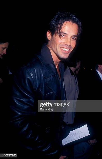 """Luigi Amodeo during """"The Crucible"""" Los Angeles Premiere at AMPAS Goldwyn Theater in Beverly Hills, California, United States."""