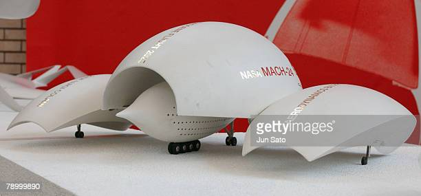 Luigi Colani Design Experimental NASA Hydrogen Mach 24 Plasma Burning