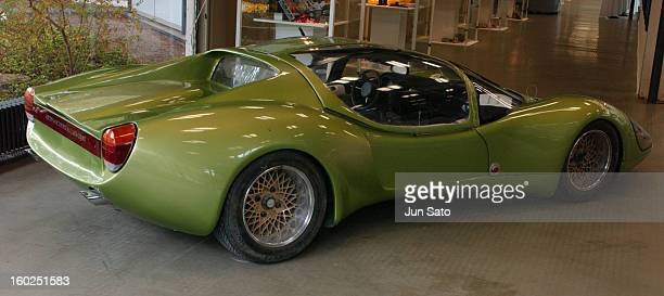 Luigi Colani Design Streamlined VW Colani GT2 1974
