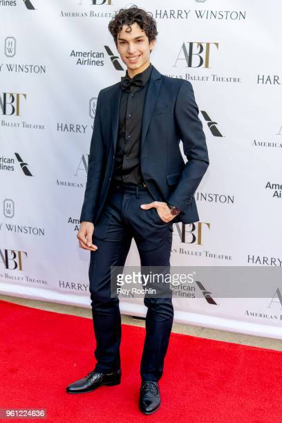 Luigi Crispino attends the 2018 American Ballet Theatre Spring Gala at The Metropolitan Opera House on May 21 2018 in New York City