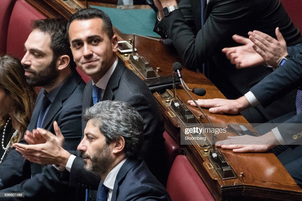 Italian Parliament Reconvenes After March 4 Elections