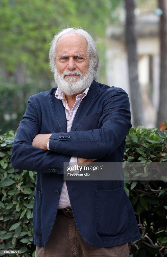 Luigi Diberti attends Alice Nella Citta' 2017 Presentation on October 6, 2017 in Rome, Italy.