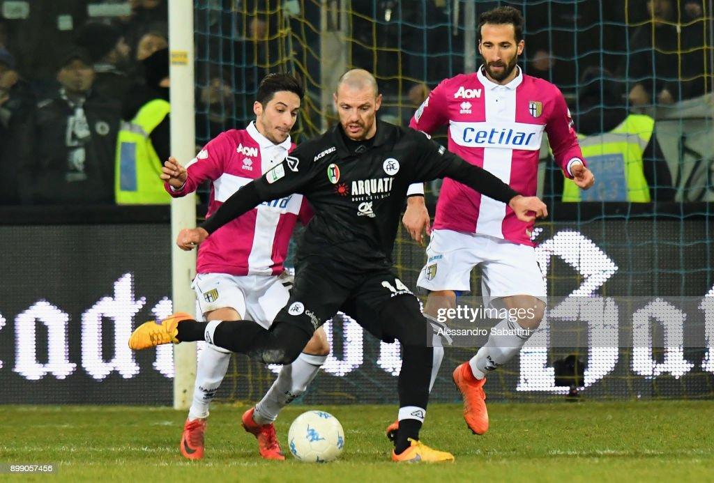 Parma Calcio v AC Spezia - Serie B