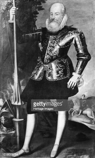 Luigi III Prince of Venosa second quarter 17th century Artist Unknown