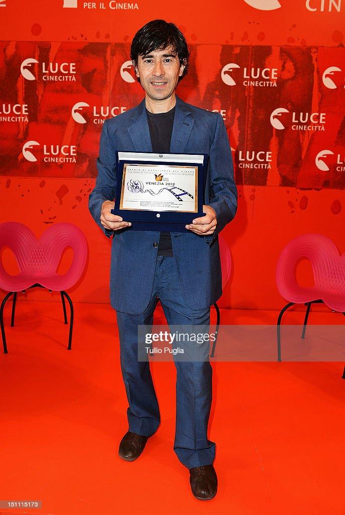 """""""Tulipani di Seta Nera Sulla Diversita"""" Award - The 69th Venice Film Festival"""