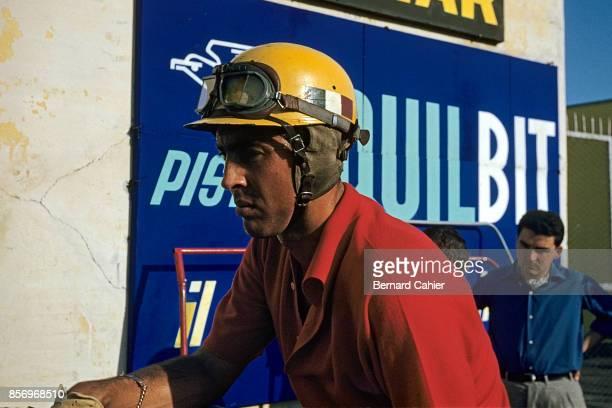 Luigi Musso Ferrari 801 Grand Prix of Italy Autodromo Nazionale Monza 08 September 1957