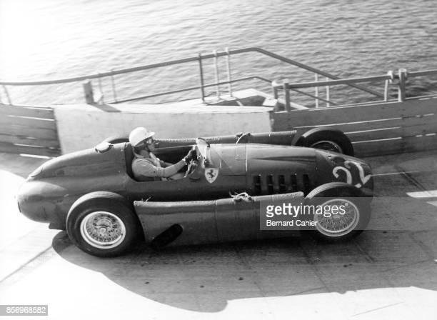 Luigi Musso Ferrari D50 Grand Prix of Monaco Circuit de Monaco 13 May 1956