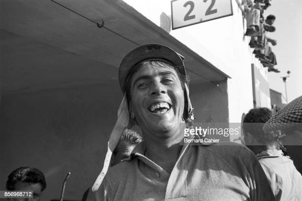 Luigi Musso Grand Prix of Italy Autodromo Nazionale Monza 02 September 1956
