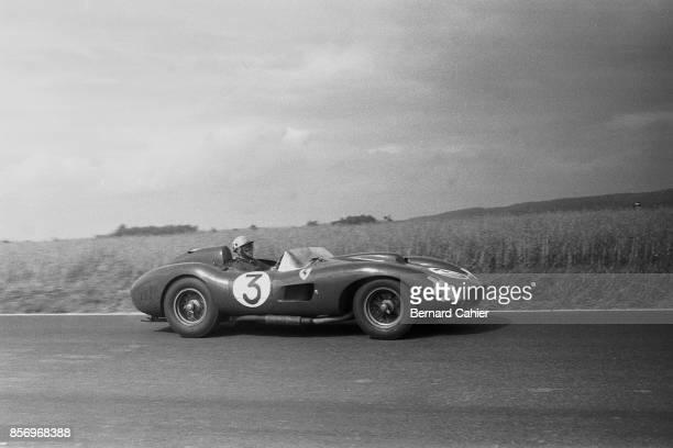 Luigi Musso Grand Prix of Sweden Kristianstad 08 November 1957