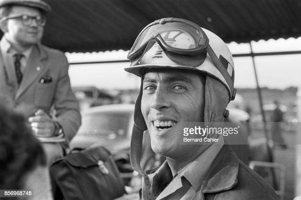 Luigi Musso Tourist Trophy Dundrod 17 September 1955