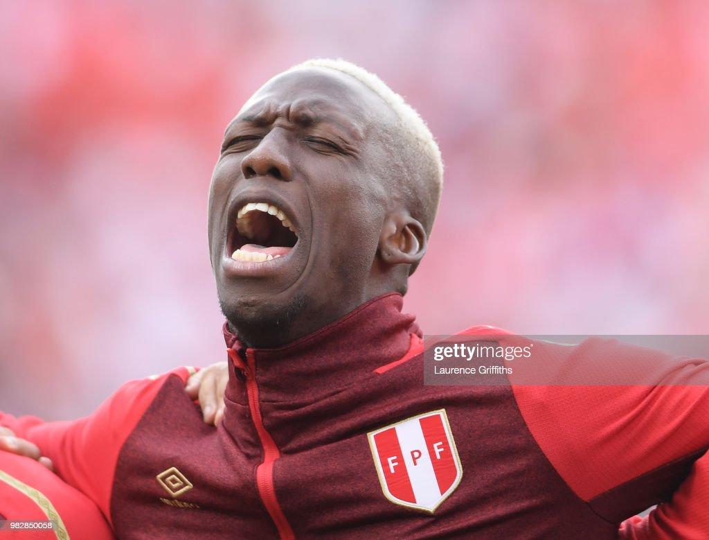 France v Peru: Group C - 2018 FIFA World Cup Russia : News Photo
