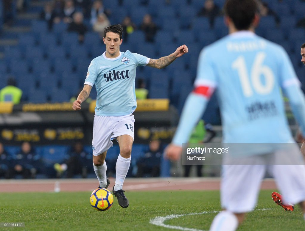 SS Lazio v Genoa - Serie A : Nachrichtenfoto
