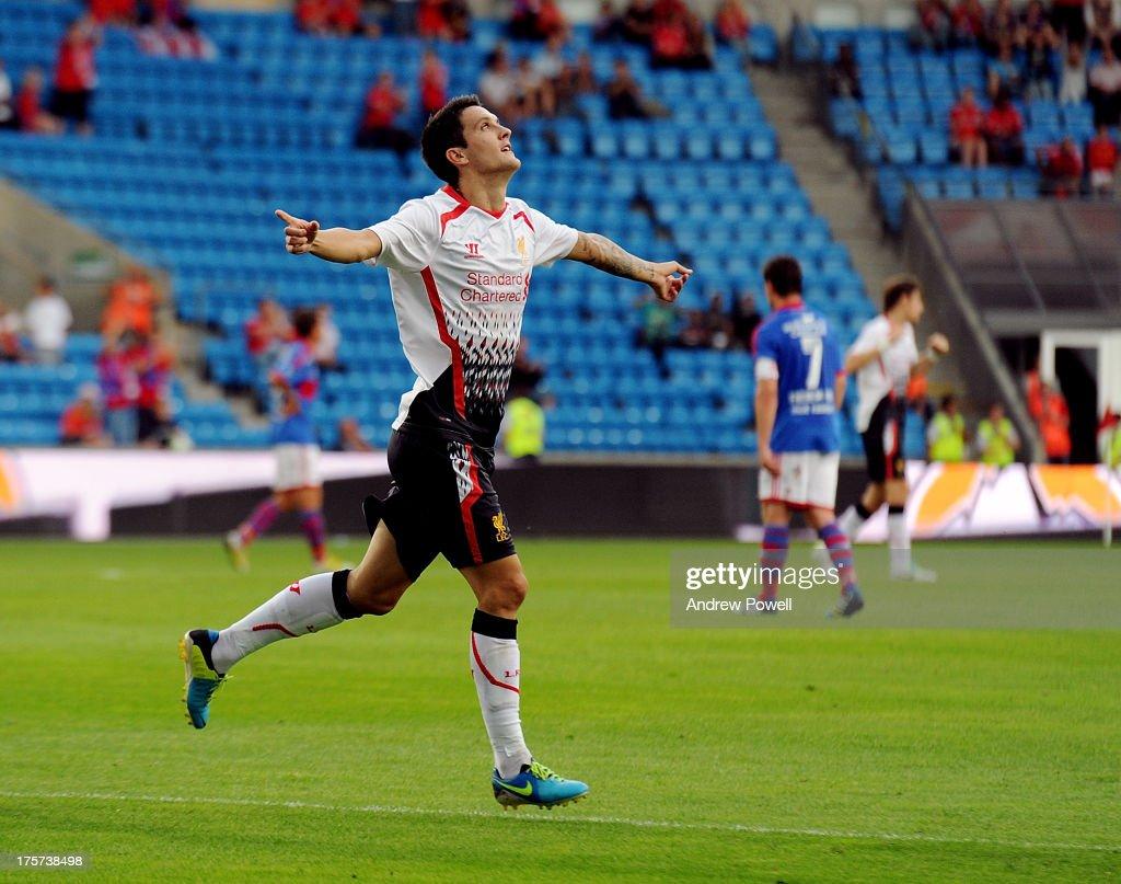 Valarenga v Liverpool - Pre Season Friendly : News Photo