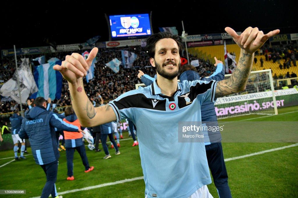 Parma Calcio v SS Lazio - Serie A : Foto di attualità