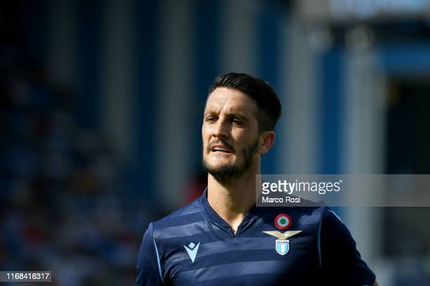 Luis Alberto of SS Lazio during the Serie A match between SPAL and SS Lazio at Stadio Paolo Mazza on September 15 2019 in Ferrara Italy