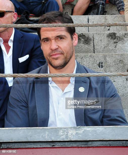 Luis Alfonso de Borbon attends San Isidro Fair at Las Ventas Bullring at Las Ventas Bullring on June 1 2017 in Madrid Spain