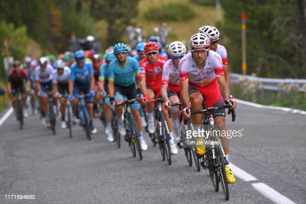 Luis Angel Maté Mardones of Spain and Team Cofidis Solutions Credits / during the 74th Tour of Spain 2019, Stage 9 a 94,4km stage from Andorra la...