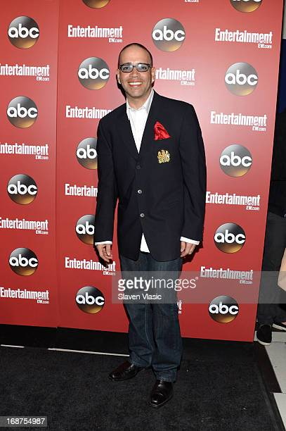 Luis Antonio Ramos attends the Entertainment Weekly ABCTV Upfronts Party at The General on May 14 2013 in New York City