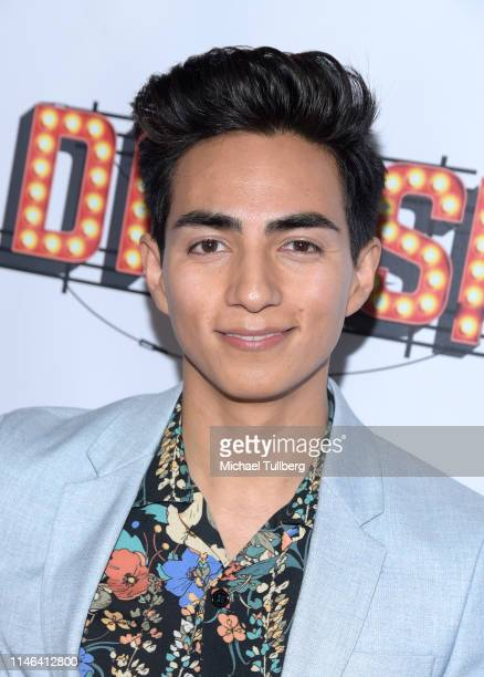 Luis Avila attends a Los Angeles VIP industry screening with the filmmakers and cast of DIVOS at TCL Chinese 6 Theatres on May 01 2019 in Hollywood...