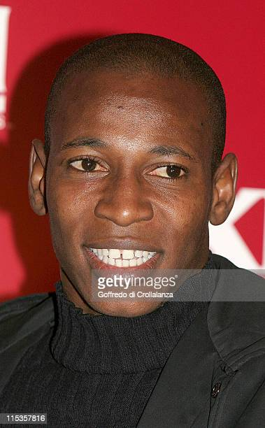 Luis Boa Morte during Launch Of FIFPro World XI Player Awards at Home House in London Great Britain