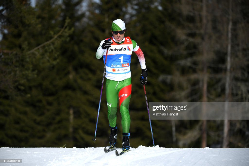 AUT: FIS Nordic World Ski Championships - Men's 10km Individual Classic Qualification