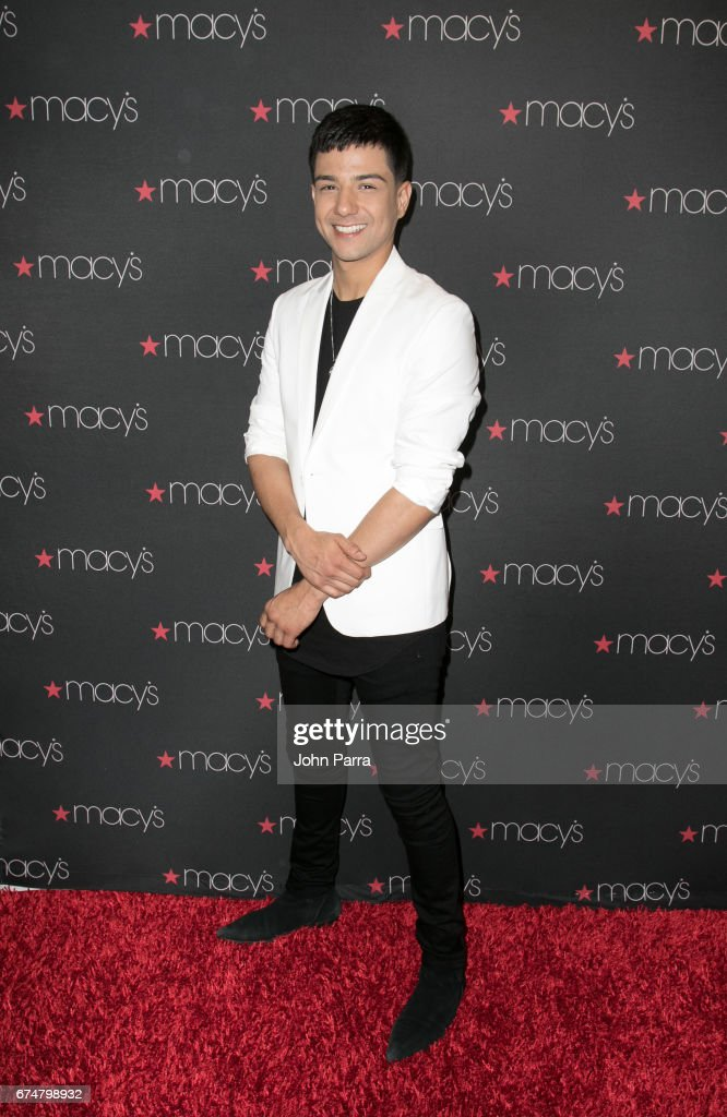 Macys welcomes luis coronel photos and images getty images luis coronel attends macys international mall to do a meet greet with fans on april m4hsunfo