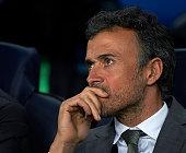 barcelona spain luis enrique manager fc