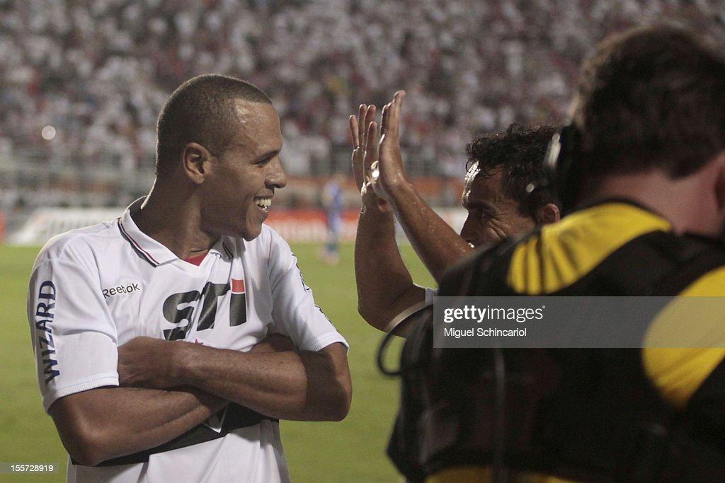 Sao Paulo v Universidad de Chile - Copa Sudamericana