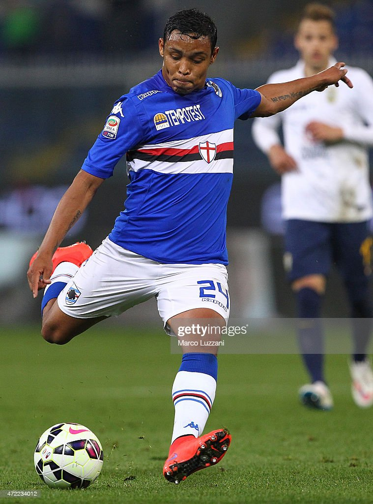 UC Sampdoria v Hellas Verona FC - Serie A : News Photo