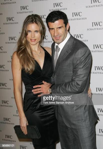 Luis Figo Wife