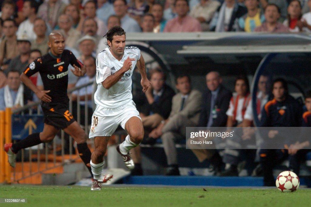 Real Madrid v AS Roma - UEFA Champions League Group B : News Photo