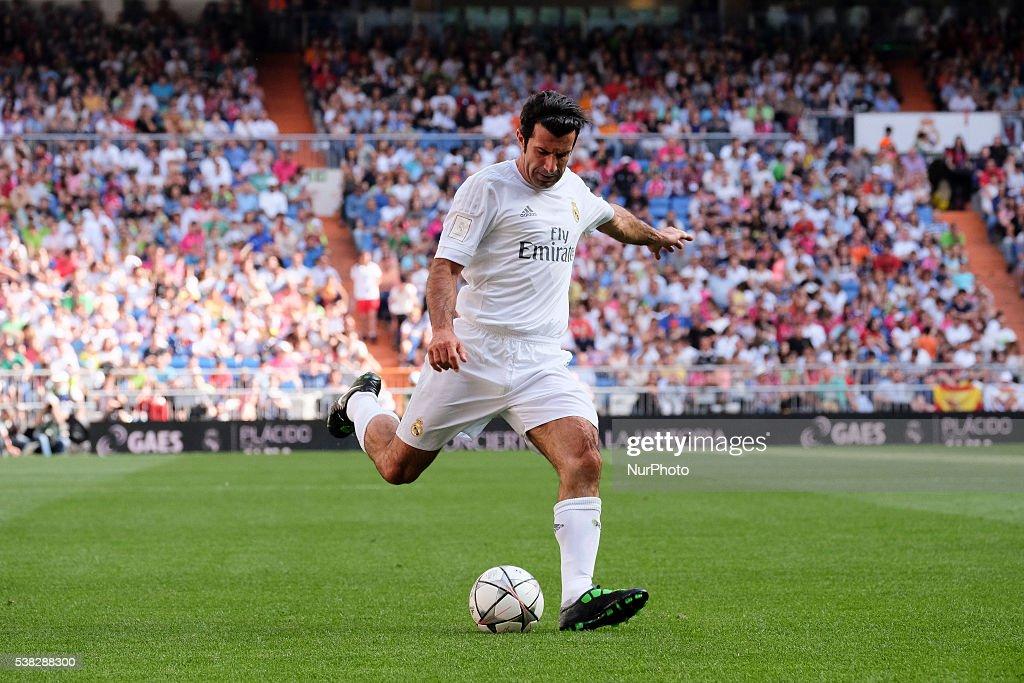 Real Madrid Legends v Ajax Legends  Corazon Classic Charity Match 2016