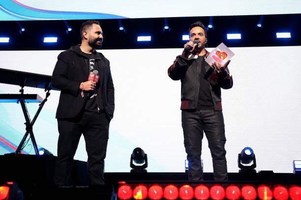 FL: 2021 iHeartRadio Fiesta Latina - Backstage