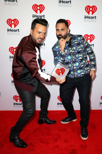 FL: 2021 iHeartRadio Fiesta Latina - Red Carpet