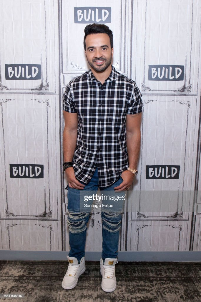 "Build Presents Luis Fonsi  Discussing His New Single ""Despacito"""