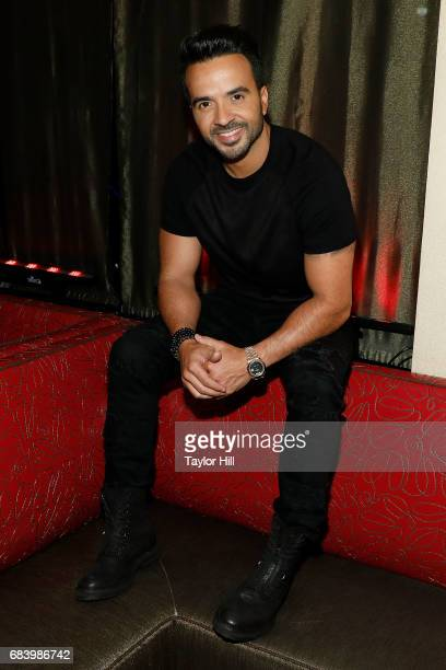 Luis Fonsi attends the 2017 Spanish Broadcasting System Upfront at Copacabana Club Times Square on May 16 2017 in New York City