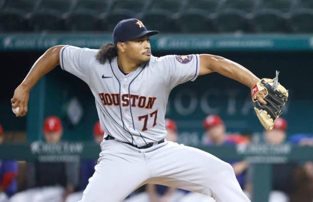 TX: Houston Astros v Texas Rangers
