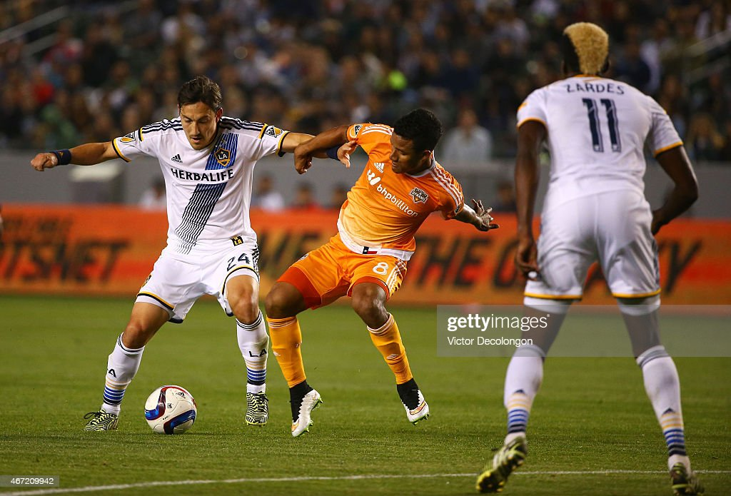 Houston Dynamo v Los Angeles Galaxy : News Photo