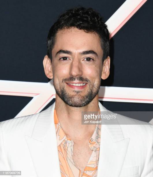 """Luis Gerardo Mendez attends the premiere of Columbia Pictures' """"Charlie's Angels"""" at Westwood Regency Theater on November 11, 2019 in Los Angeles,..."""