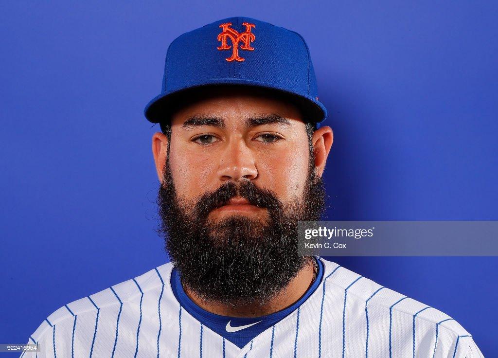 New York Mets Photo Day : ニュース写真