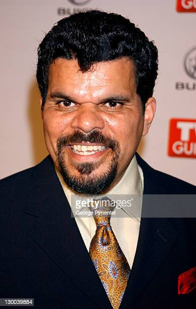 Luis Guzman during 55th Annual Primetime Emmy Awards TV Guide 2003 Emmy Party at The Lot Studios in Hollywood California United States